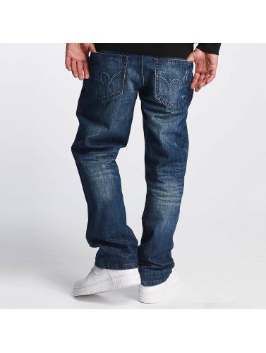 Rocawear Hombres Vaqueros anchos R in azul