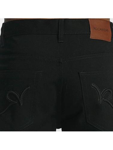 Loose Fit negro anchos Vaqueros Hombres in Rocawear zw6T1tq7