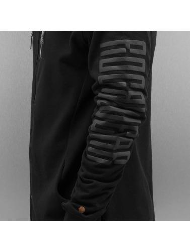 Rocawear Herren Zip Hoodie Zip Hoody in schwarz