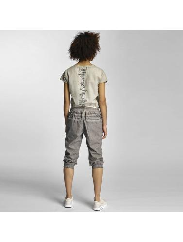 Rock Angel Mujeres Camiseta Emilie in gris