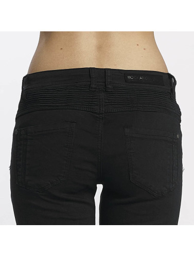 Rock Angel Damen Chino Brook in grau