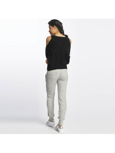 Rock Angel Damen Jogginghose Collien in grau