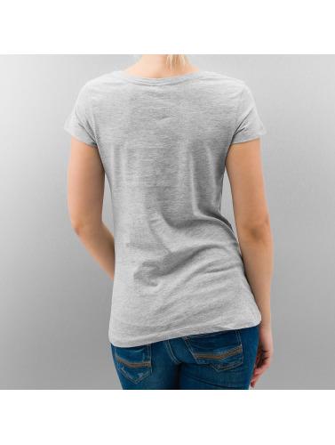 Rock Angel Damen T-Shirt Mickey in grau