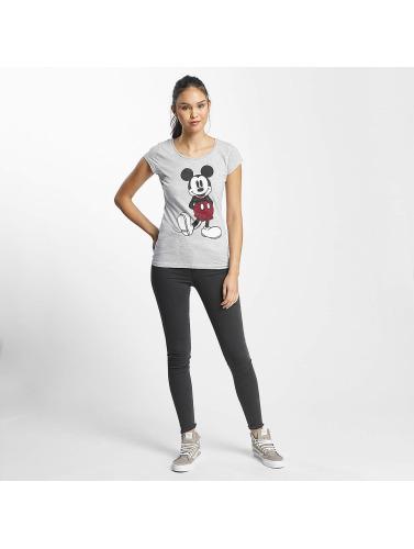 Rock Angel Damen T-Shirt Mickey Mouse in grau
