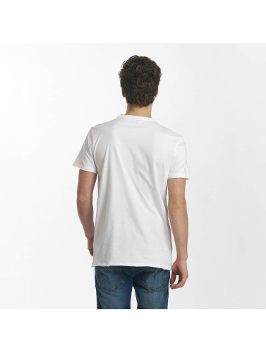 SHINE Original Hombres Camiseta Dusty Photo Print in blanco
