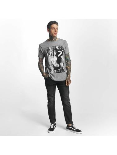SHINE Original Hombres Camiseta Print in gris