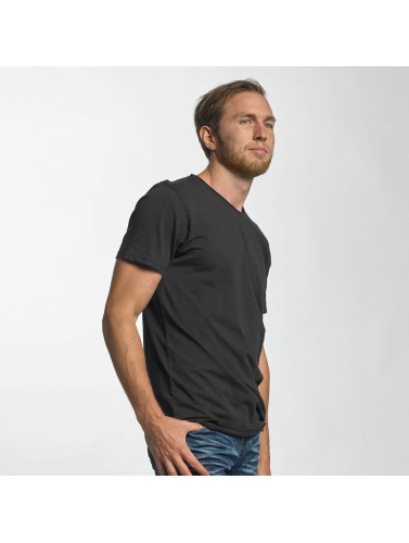SHINE Original Hombres Camiseta Bruno in negro