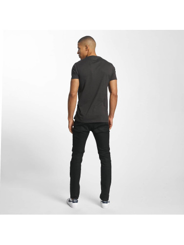 SHINE Original Hombres Camiseta Barret Photo Print in negro