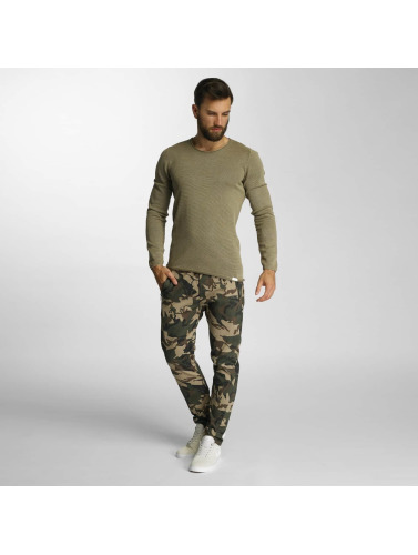 SHINE Original Herren Chino Russel Drop in camouflage