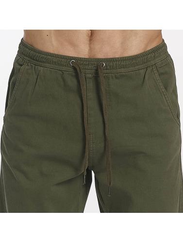 SHINE Original Crotch Herren Chino Drop Chino Original Herren in Crotch SHINE Drop olive rgAq6r