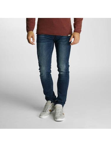 SHINE Original Hombres Jeans ajustado Wyatt in azul