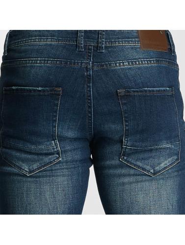 in Wyatt Jeans Original azul ajustado Hombres SHINE qwxSgvR