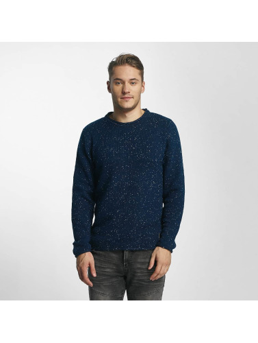 SHINE Original Herren Pullover Morton in blau