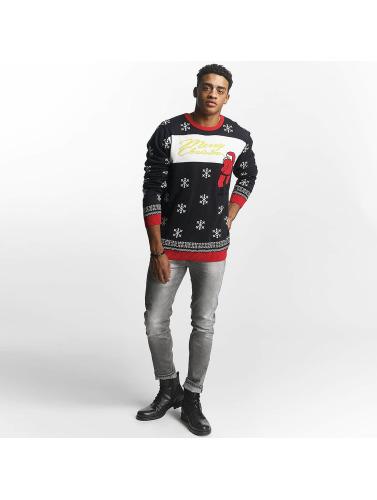 SHINE Original Herren Pullover Miguel Christmas in blau