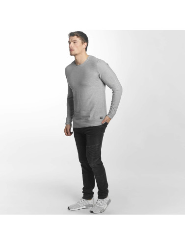 SHINE Original Herren Pullover Nigel in grau
