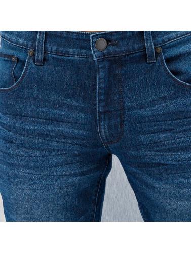 Nicekicks Verkauf Online SHINE Original Herren Straight Fit Jeans Tapered in blau Rabatt Bester Platz Visa-Zahlung Günstig Online Schnelle Lieferung Kosten z7QrT8zf