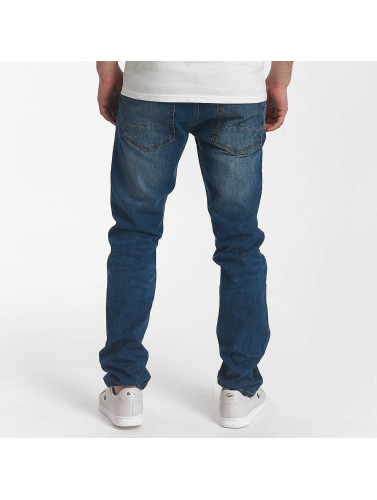 SHINE Original Herren Straight Fit Jeans Wardell in blau