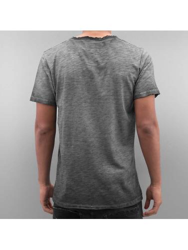 SHINE Original Herren T-Shirt Dye in grau