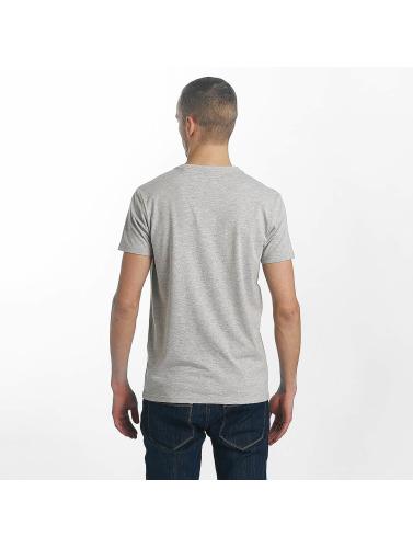 SHINE Original Herren T-Shirt Play game Print in grau