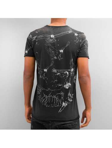 SHINE Original Herren T-Shirt Eagle in schwarz