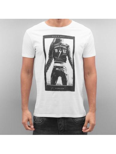 SHINE Original Herren T-Shirt Forever in weiß