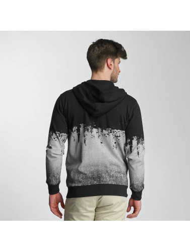 Shine Original Herren Zip Sweat À Capuche Ed Dans Grau