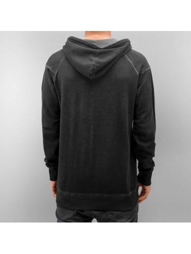 SHINE Original Herren Zip Hoodie Zip in schwarz