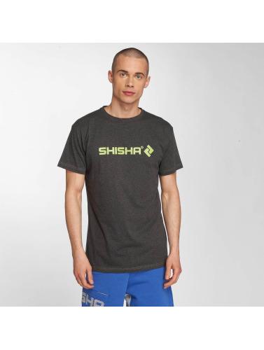Shisha Hombres Camiseta Jor in gris