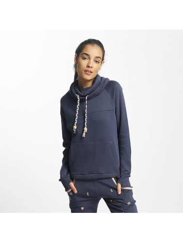 Shisha Damen Hoody Kroon in blau