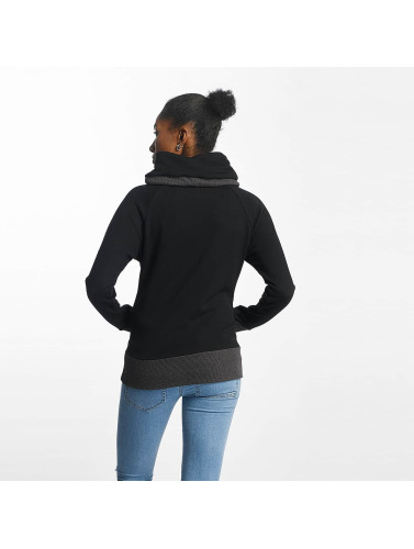 Shisha Damen Hoody Kroon in schwarz