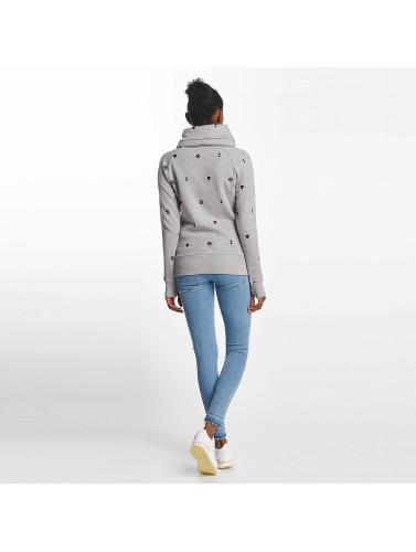 Shisha Damen Pullover Gemuutlich in grau