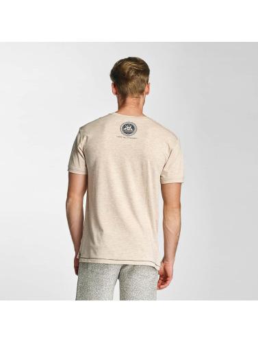 Shisha Herren T-Shirt Waalross in beige