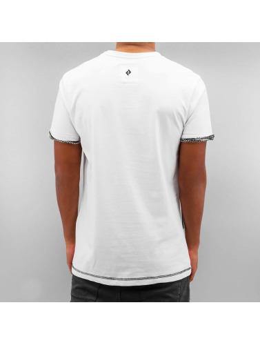 Shisha Herren T-Shirt Akraat in weiß