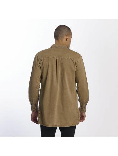 Sjette Juni Hombres Camisa Last Lomme I Beis kul z2Elgkb5B