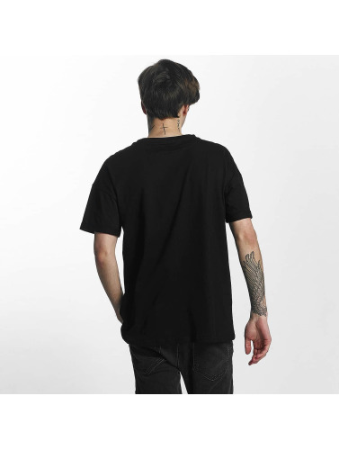 Sixth June Hombres Camiseta Classic Oversize in negro