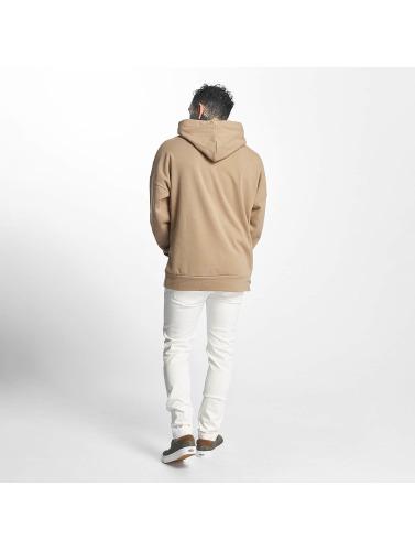 Sixth June Herren Hoody Classic Oversize in beige
