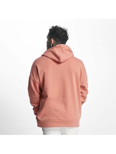 Sixth June Herren Hoody Classic Oversize in pink