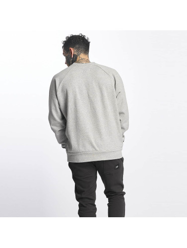 Sixth June Hombres Jersey Classic Oversize Logo in gris