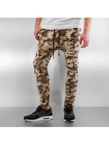 Sixth June Herren Jogginghose Camou in camouflage