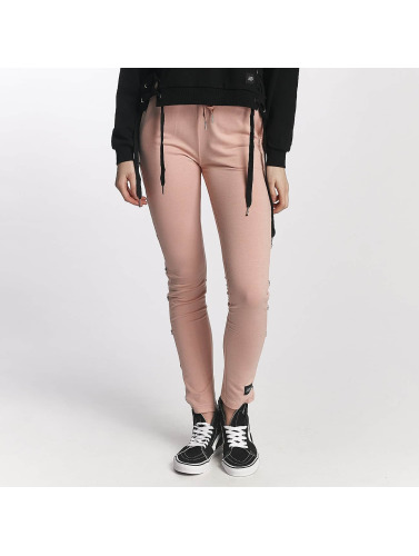 Sixth June Damen Jogginghose Lace in rosa