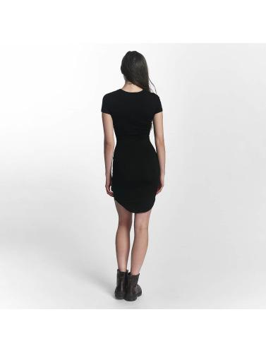Sixth June Damen Kleid Light in schwarz