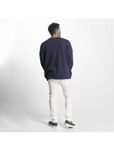 Sixth June Herren Pullover Classic Oversize in blau