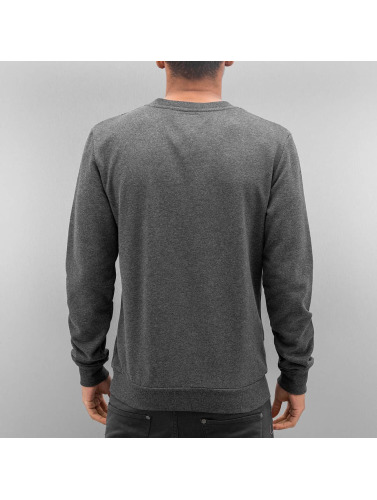 Sixth June Herren Pullover Gris Fonce in grau