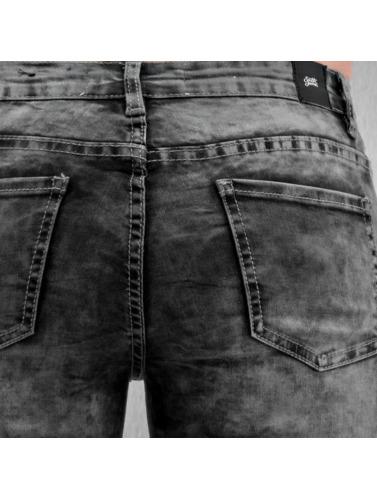 Sixth June Damen Skinny Jeans Destroyed in grau Auslass Größte Lieferant Rabatt 100% Original Billig Billig Auslass Viele Arten Von Billig Sehr Billig YMsi8F7f