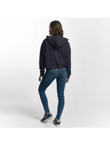 Oversize In June Sixth Mujeres Azul Sudadera Classic qwIfFO7Af