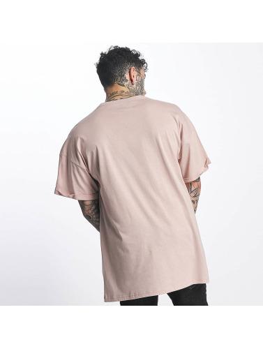 Sixth June Herren T-Shirt DropShoulder in rosa
