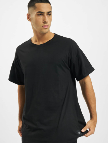 Sixth June Herren T-Shirt DropShoulder in schwarz