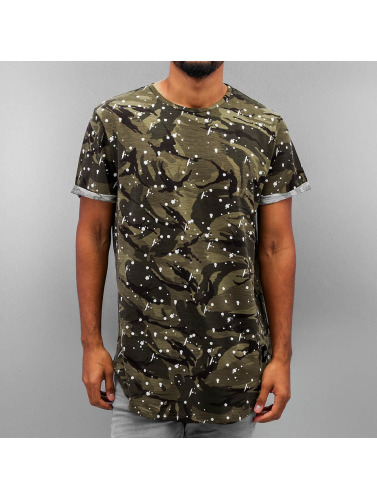 Sixth June Hombres Tall Tees Rounded Bottom in camuflaje