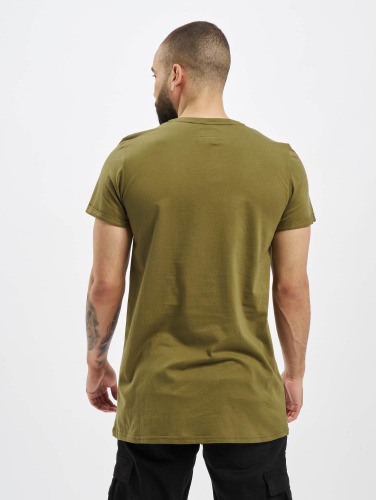 Sixth June Herren Tall Tees Long in khaki