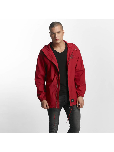 Sixth June Herren Übergangsjacke Regular in rot